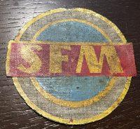 Emblemat SFM - J. Ekiert