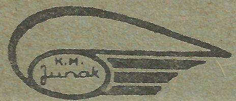Logo - Legitymacja KM Junak