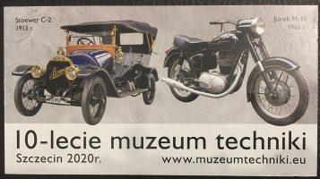 Magnes 10-lecie Muzeum
