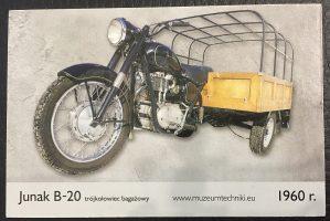 Magnes Junak B20