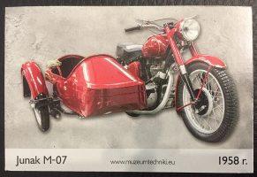 Magnes Junak M07