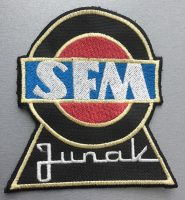 Naszywka SFM Junak RL