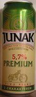 Piwo Junak 5
