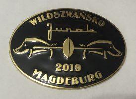 Przypinka Wildszwańsko Junak 2019 RL