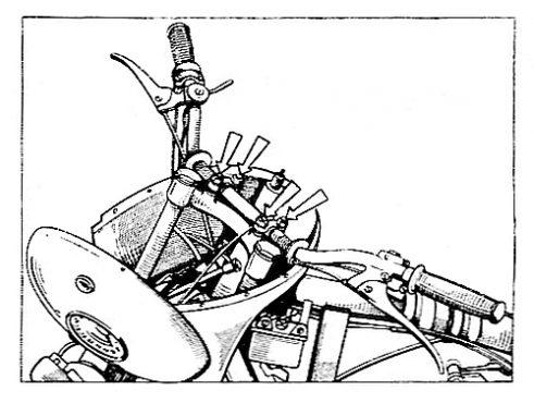 Rys P-12 Zdejmowanie kierownicy