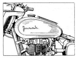Rys P-3 Zdejmowanie zbiornika paliwa