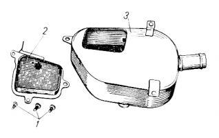 Rys P-6 Demontaż filtra