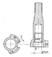 Rys S-79 Korpus rozrusznika